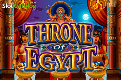 Throne of Egypt (Video Slots from Microgaming)