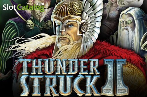 Thunderstruck II (Video Slot from Microgaming)