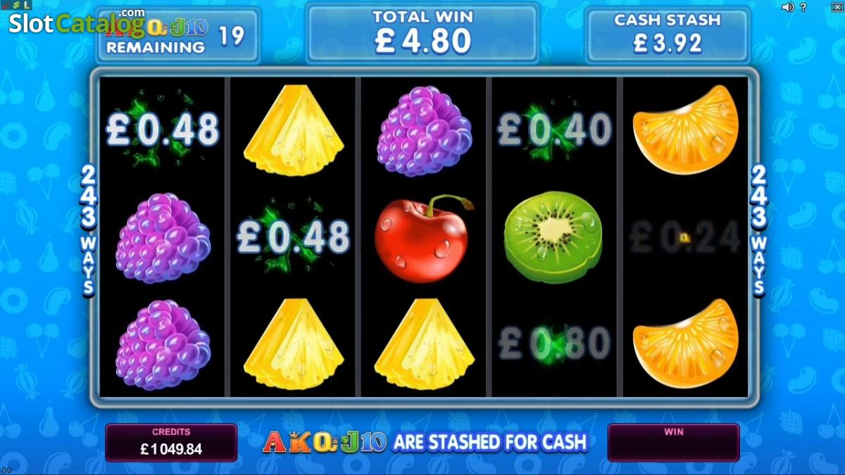 Fruit vs Candy | Euro Palace Casino Blog