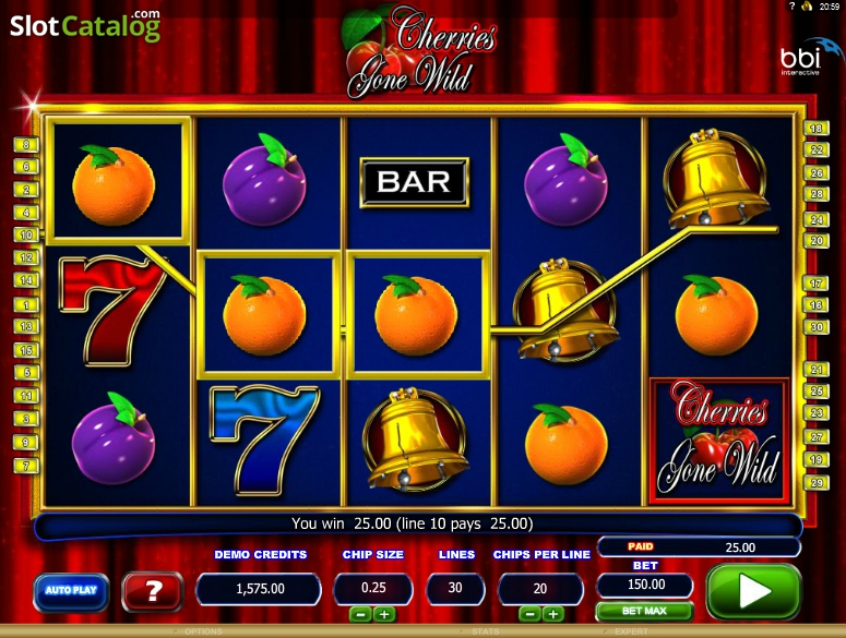 Spiele Cherries Gone Wild - Video Slots Online