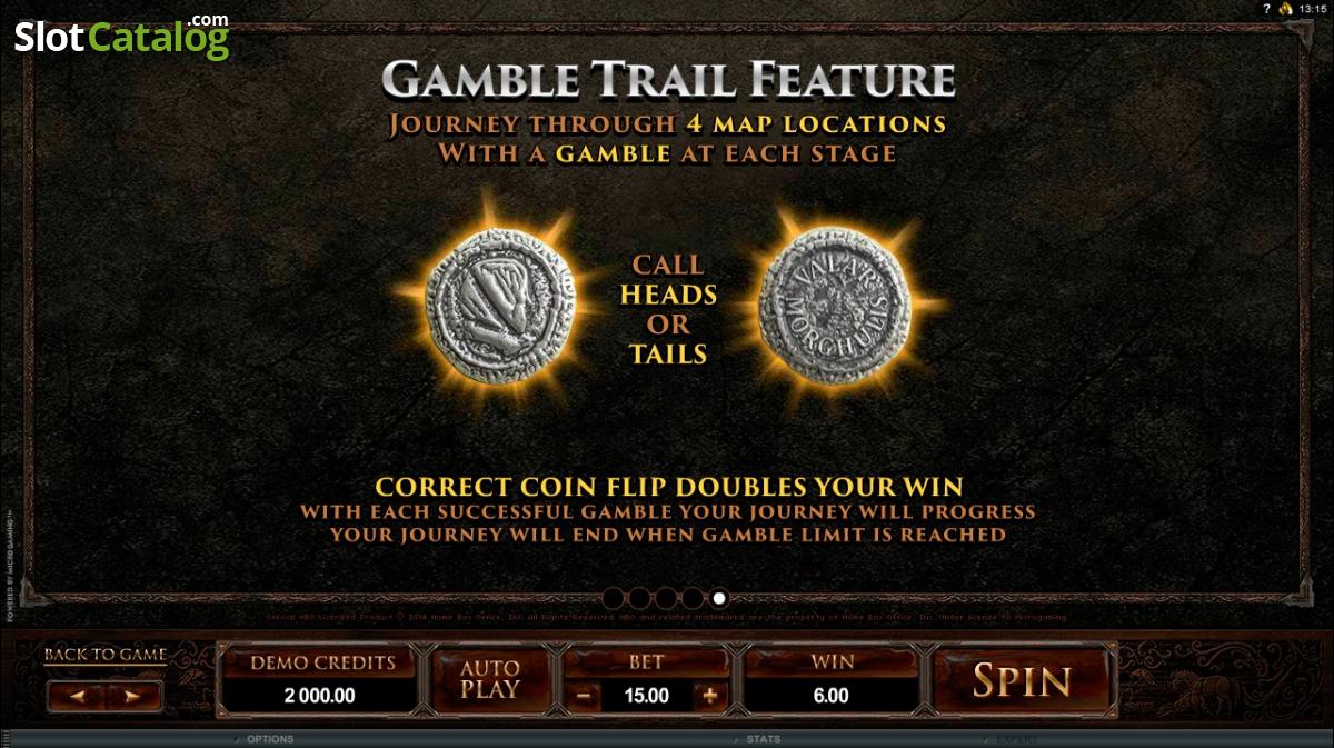 game of thrones - lines casino