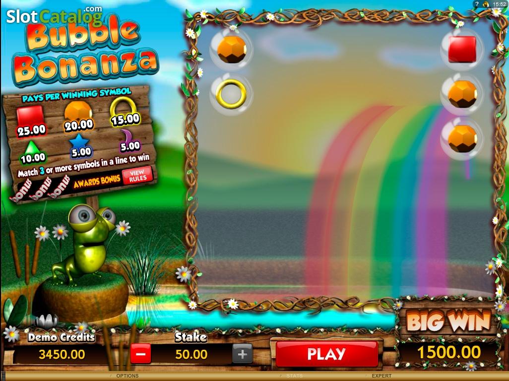 Spiele Bubble Bonanza - Video Slots Online