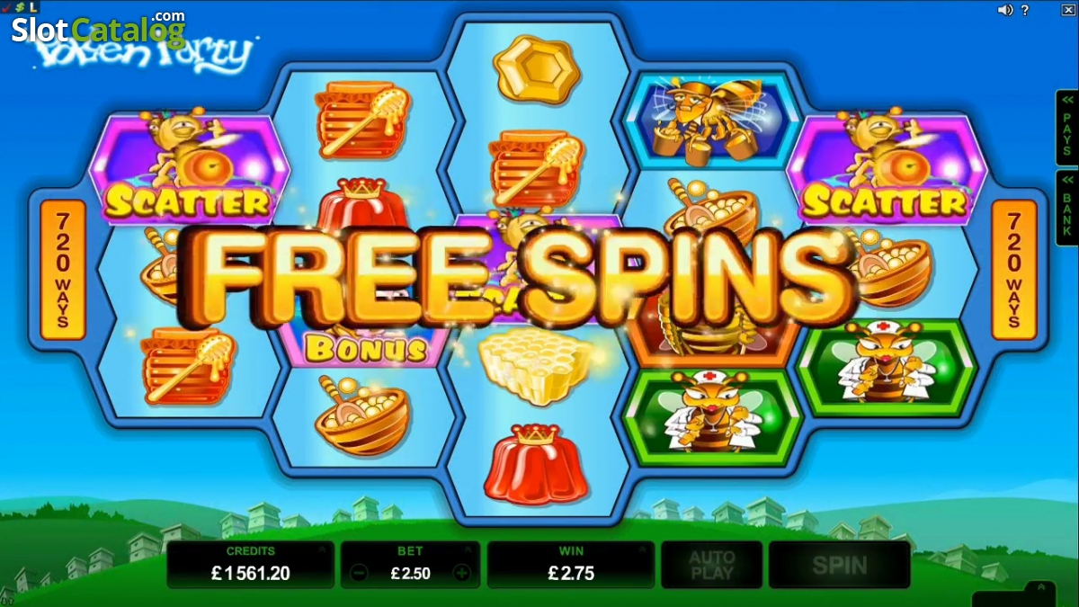Spiele Pollen Party - Video Slots Online