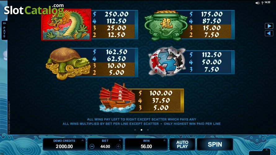 Emperor of the Sea Slot Review, Bonus Codes & where to play from United  Kingdom