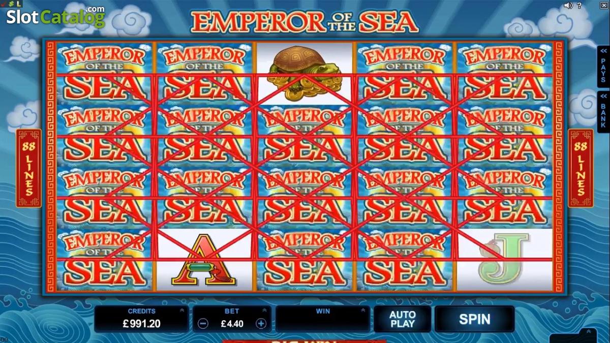 Spiele Emperor Of The Sea - Video Slots Online