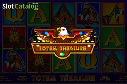 Totem Treasure (Video Slot from Microgaming)