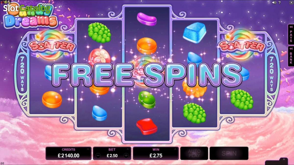 slot dreams