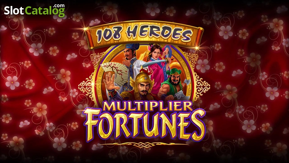 108 Heroes: Multiplier Fortunes - Mobil6000