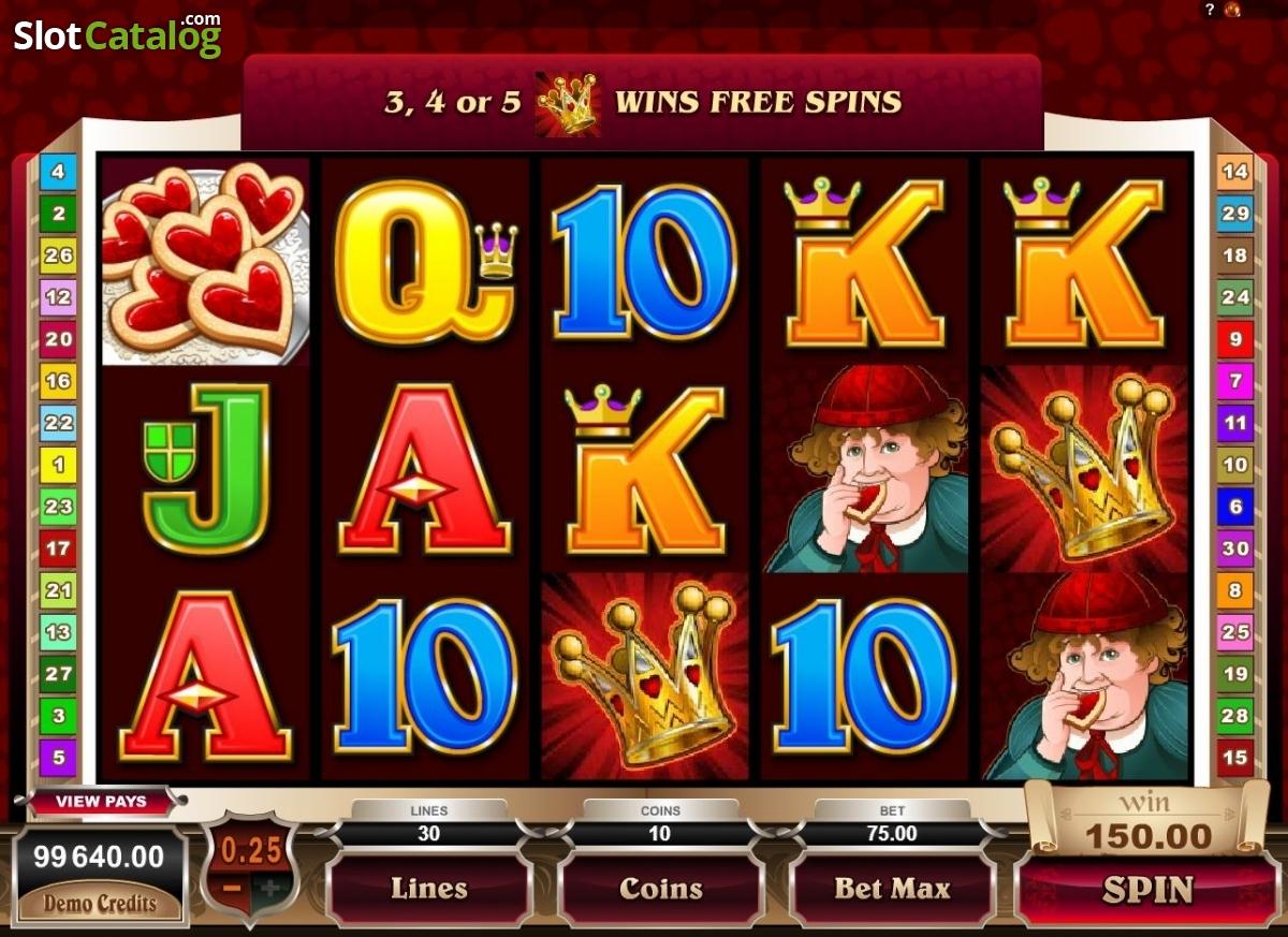 Spiele Rhyming Reels: Hearts & Tarts - Video Slots Online