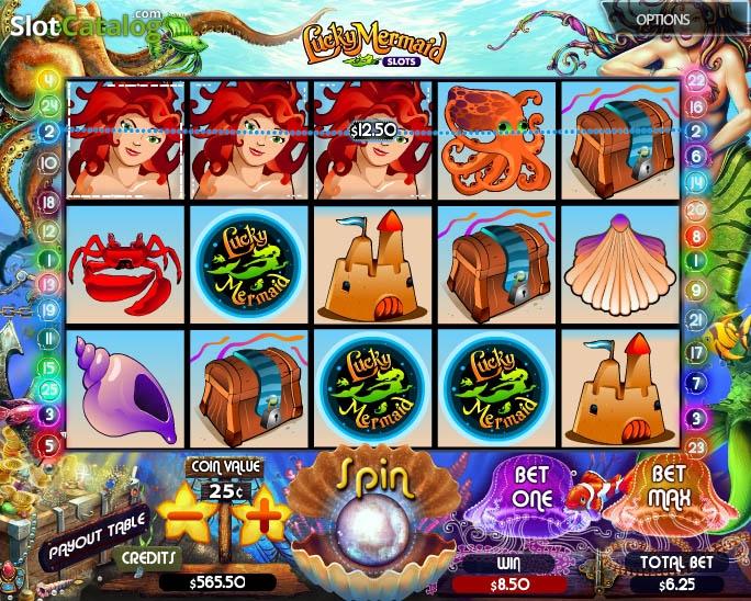 Play Slot Games Sirens De