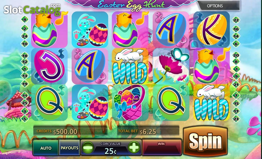 Review of easter egg hunt video slot from multislot slotcatalog easter egg hunt easter egg hunt video slot from multislot thecheapjerseys Images