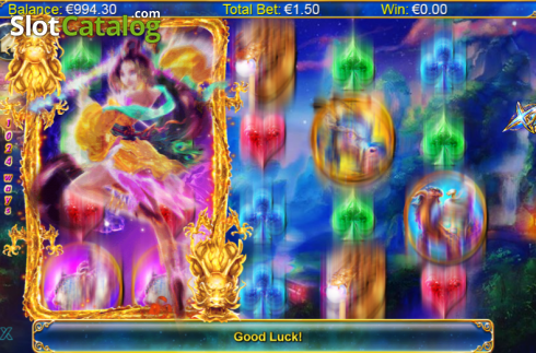 Screen 3. Xing Guardian (Video Slots from NextGen)