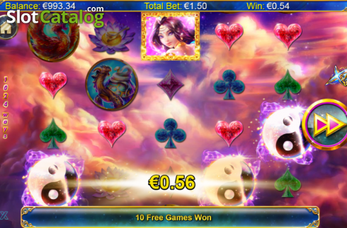 Screen 4. Xing Guardian (Video Slots from NextGen)