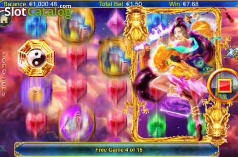 Screen 8. Xing Guardian (Video Slots from NextGen)