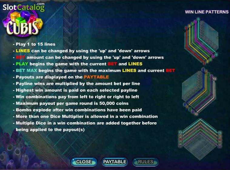 Spiele Cubis - Video Slots Online