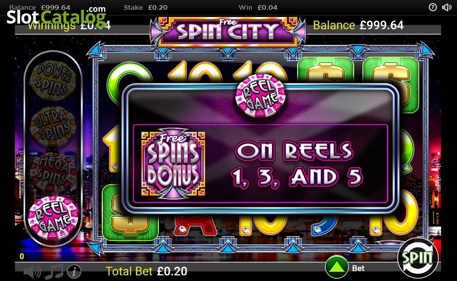фото Сайт официальный spin city
