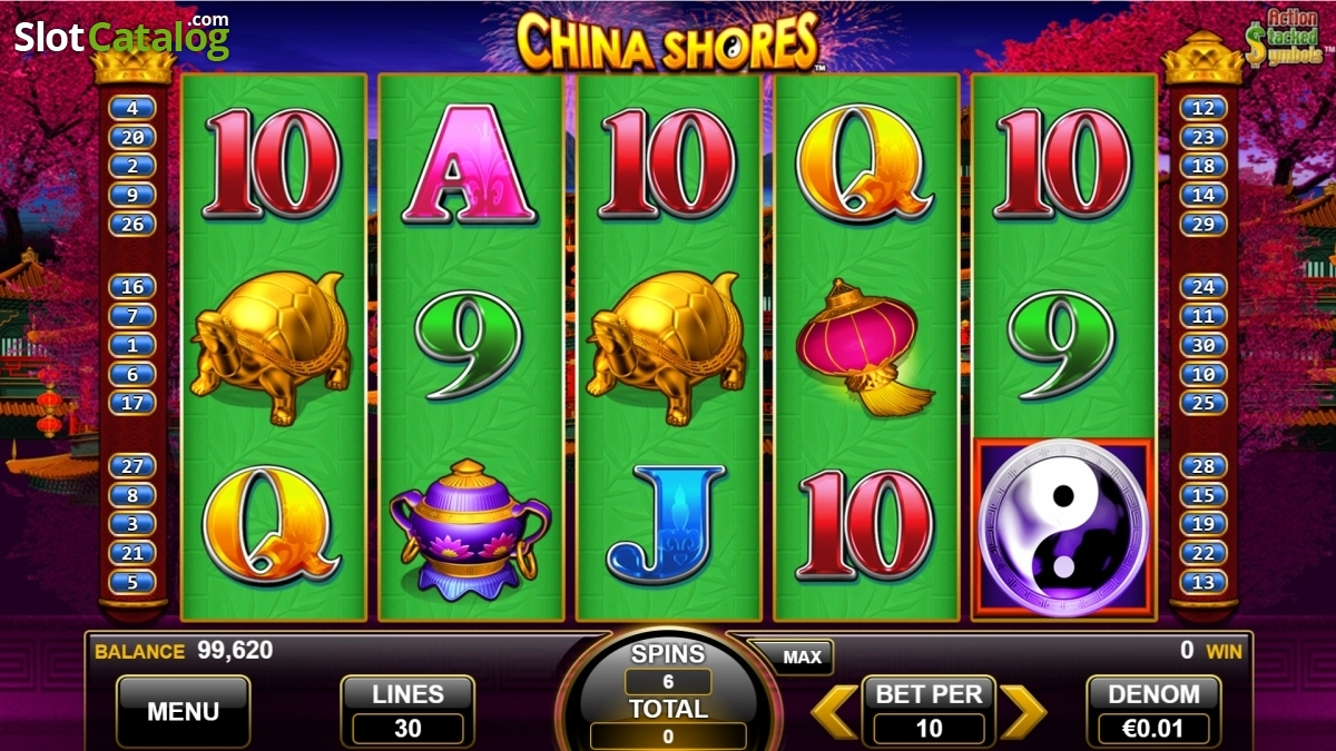 China Shore Free Slot