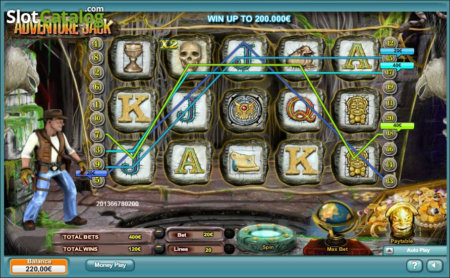 Adventure Jack Slot - Play Free Neogames Games Online