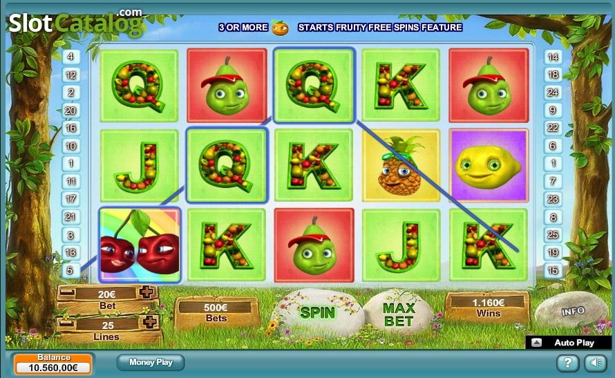 Spiele Fruity Friends - Video Slots Online