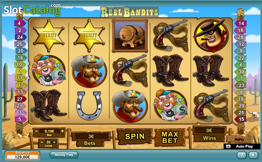 Spiele Reel Bandits - Video Slots Online