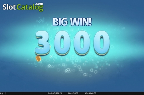 Big Win. Strolling Staxx Cubic Fruits (Video Slot from NetEnt)