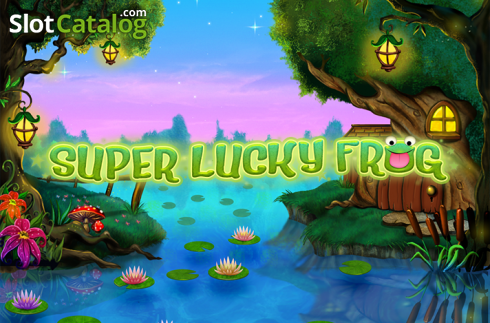 Super Lucky Frog (NetEnt)