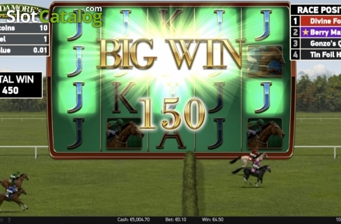 Ecran9. Scudamore's Super Stakes (Slot video din NetEnt)