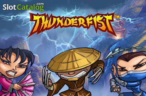 Thunderfist (Video Slot von NetEnt)