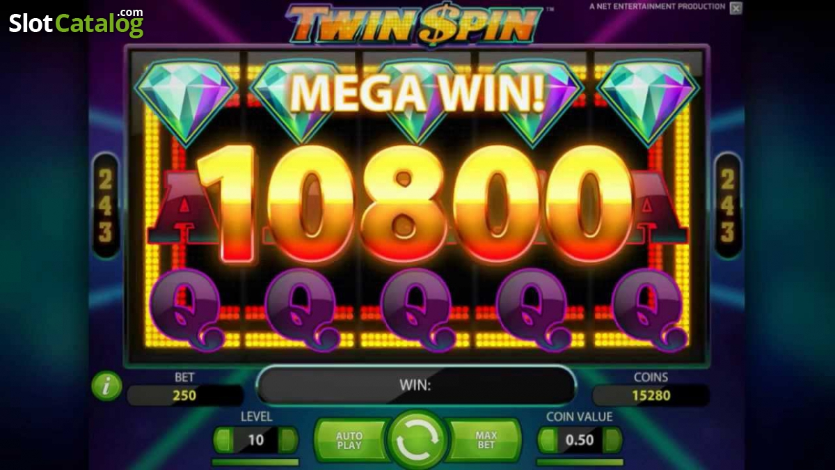 Twin Spin Slot ᐈ Claim a bonus or play for free!