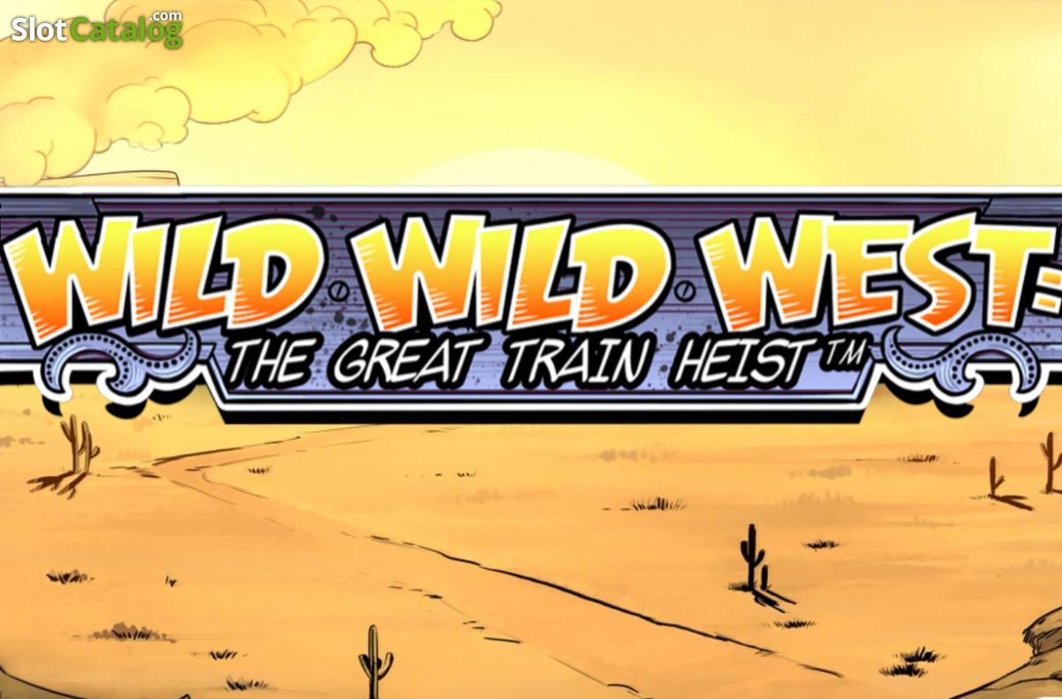 wild wild west netent