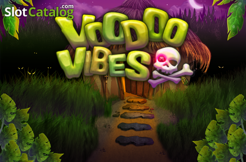 Voodoo Vibes (Video Slot fra NetEnt)