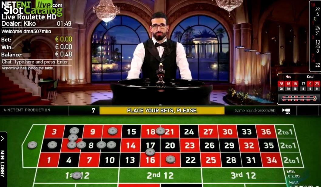 Lock play in italian with live roulette italiana check