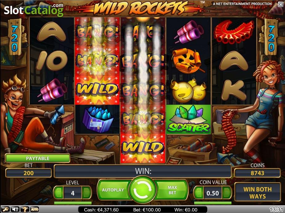Rocket Games Slots