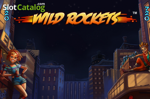 Wild Rockets (Video Slot z NetEnt)