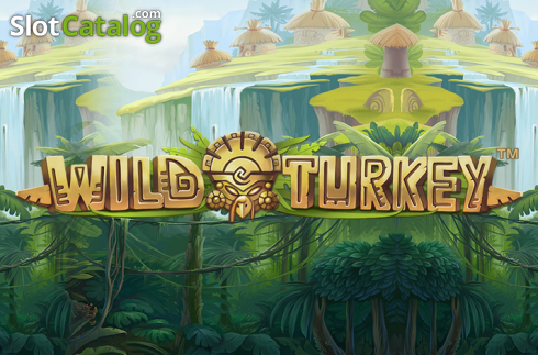 Wild Turkey (Video Slot tól től NetEnt)