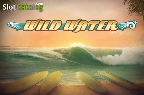 Wild Water (Video Slot från NetEnt)