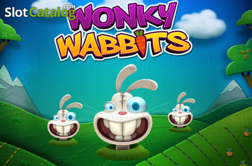 Wonky Wabbits (Video Slot fra NetEnt)