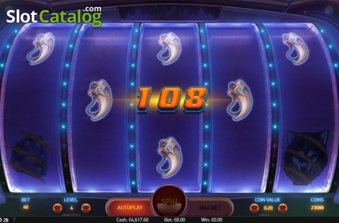 Win Screen 2. Spinsane (Video Slot from NetEnt)