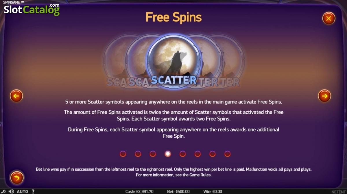 Spinsane Slot Review, Bonus Codes & where to play from United Kingdom