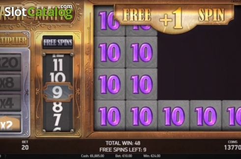 Free Spins 2. Cash-O-Matic (Video Slots from NetEnt)