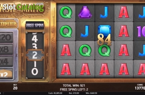 Free Spins 4. Cash-O-Matic (Video Slots from NetEnt)