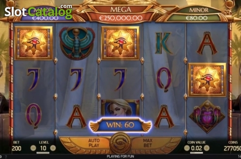 Free Spins 1. Mercy of the Gods (Video Slot from NetEnt)