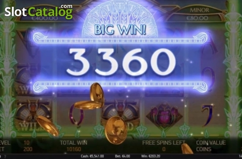 Free Spins 4. Mercy of the Gods (Video Slot from NetEnt)