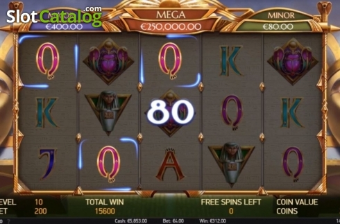 Free Spins 5. Mercy of the Gods (Video Slot from NetEnt)