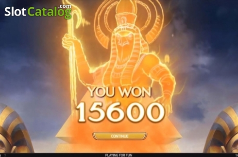 Total Win. Mercy of the Gods (Video Slot from NetEnt)