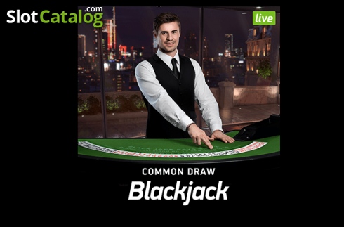 Blackjack Common Draw (NetEnt)
