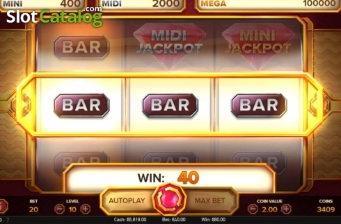 Win Screen 2. Grand Spinn (Video Slots from NetEnt)