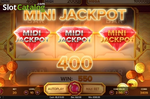 Jackpot. Grand Spinn (Video Slots from NetEnt)