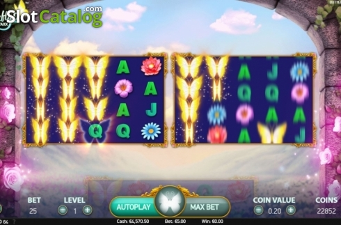 Respin Wild Feature. Butterfly Staxx 2 (Video Slot from NetEnt)