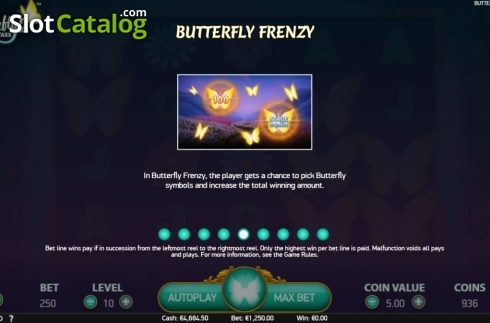 Features 5. Butterfly Staxx 2 (Video Slot from NetEnt)